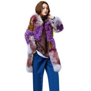 Abrigos de piel - Los mejores abrigos de piel de mujer para 2019 4