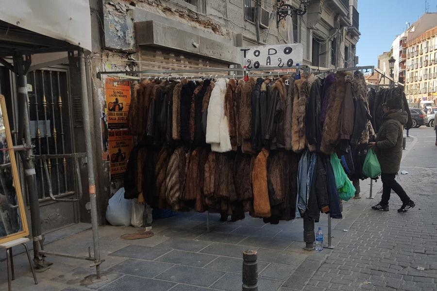 Peleterías compra venta abrigos de piel de segunda mano 2