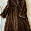 Abrigo largo de visón 2