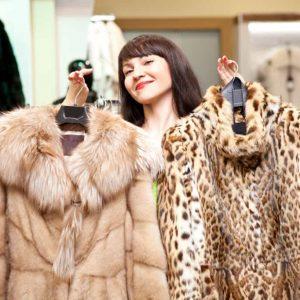 vender abrigos de piel