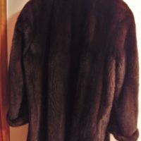 Urge Venta abrigo visón