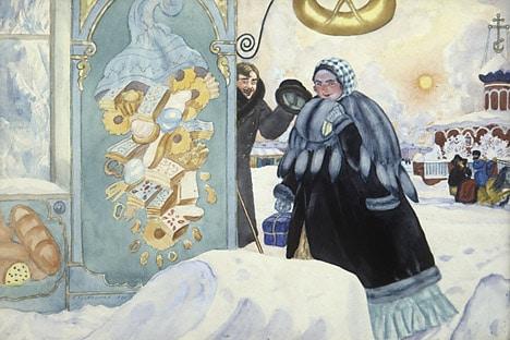 abrigos de piel rusos historia