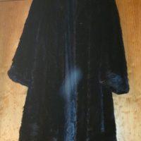 Abrigo de visón (seminuevo) peletería de el Corte inglés.