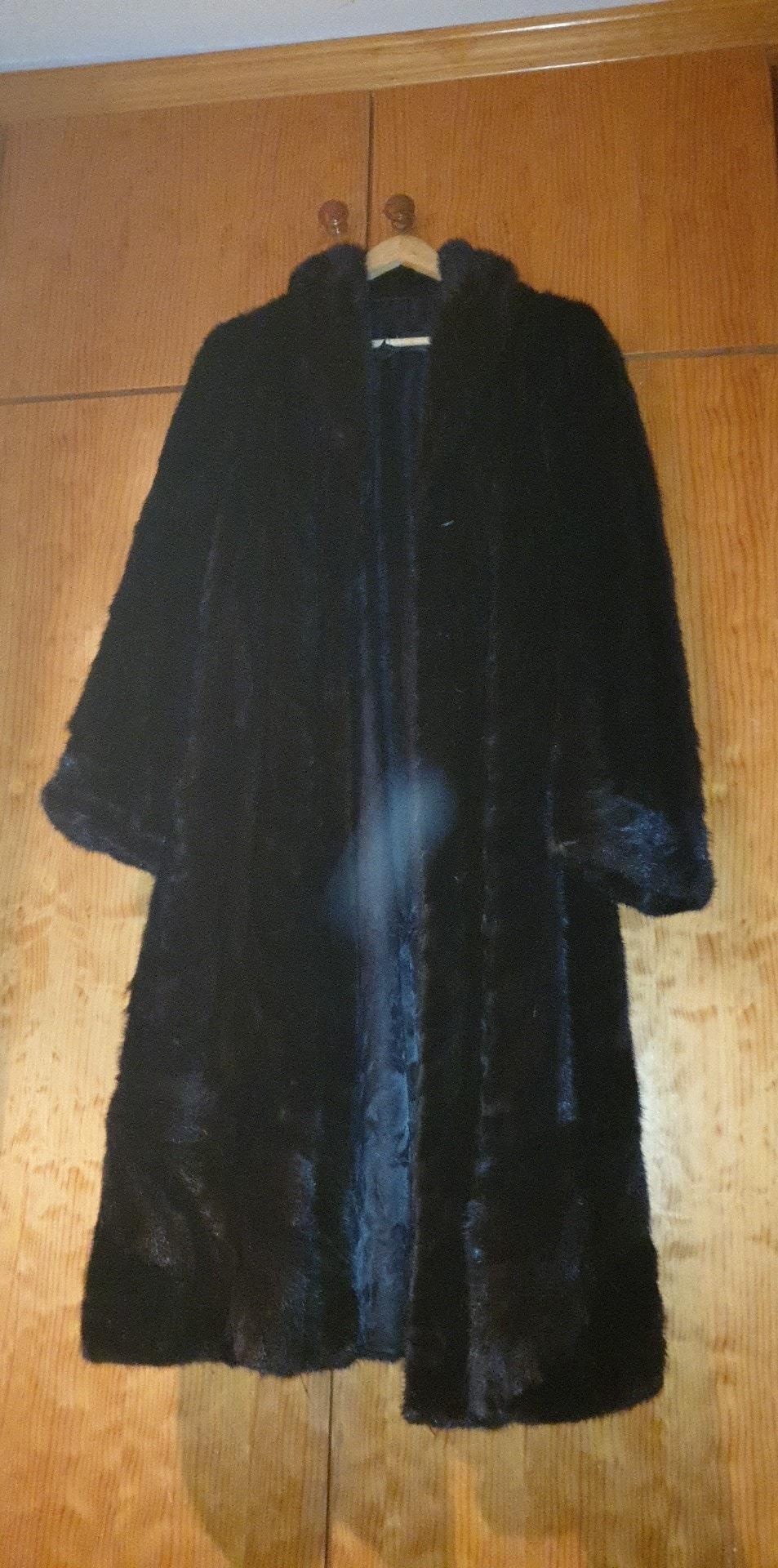 Abrigo de visón (seminuevo) peletería de el Corte inglés. 1