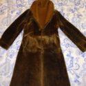 Abrigo reversible de piel 1