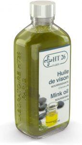 serum al aceite de visón